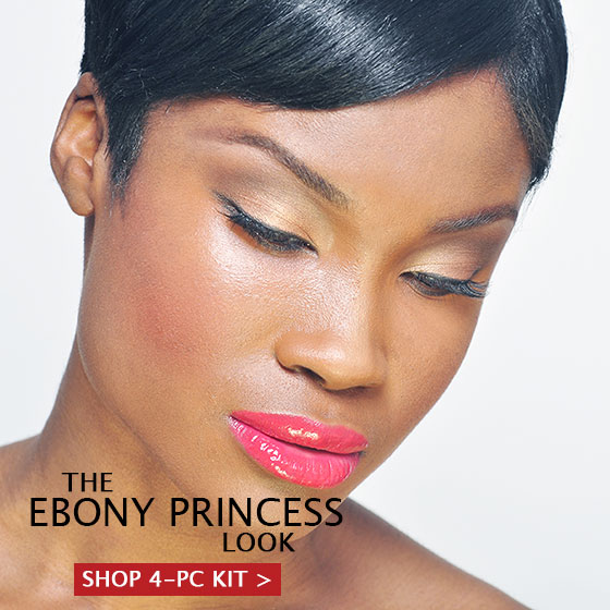 New Ebony Princess Look Banner by Khuraira