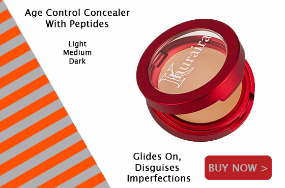 Khuraira Age Control Concealer Light Glides On