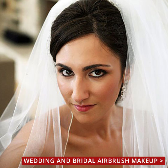 Wedding and Bridal Airbrush Makeup